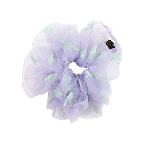 Pico Clover Scrunchie Lavendel
