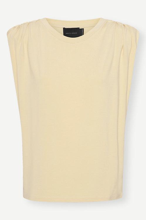 Birgitte Herskind Sky T-shirt Vanilla