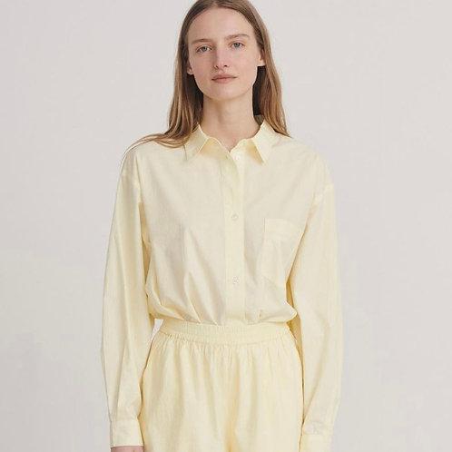 Skall Studio Edgar Shirt Light Yellow