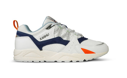 Karhu Fusion 2.0 White Twilight Blue