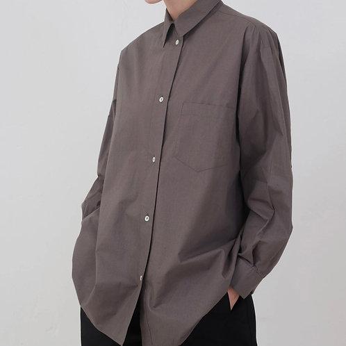 Skall Studio Dark Grey Edgar Shirt