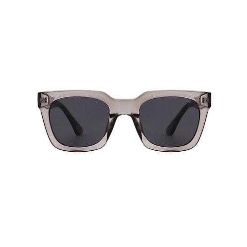 A.Kjærbede Nancy Grey Transparent Solbriller