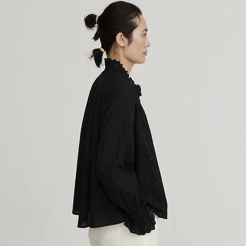 Skall Studio Bay Shirt Black