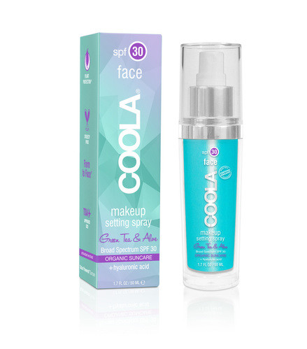 COOLA Make up setting spray