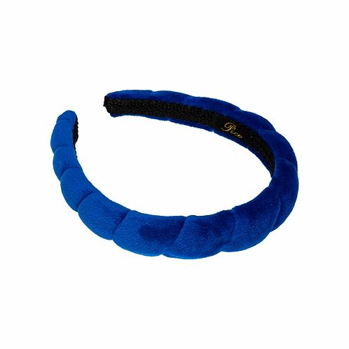 Pico Salicia Velvet Headband Cobolt