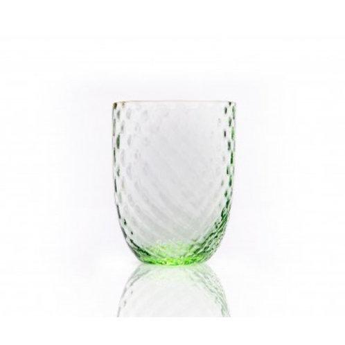 Anna von Lipa Harlequin Light Green