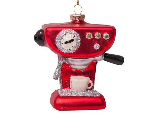 Vondels Red Coffee Machine
