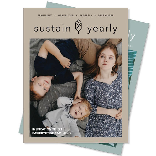 Sustain Yearly Familie Særudgave