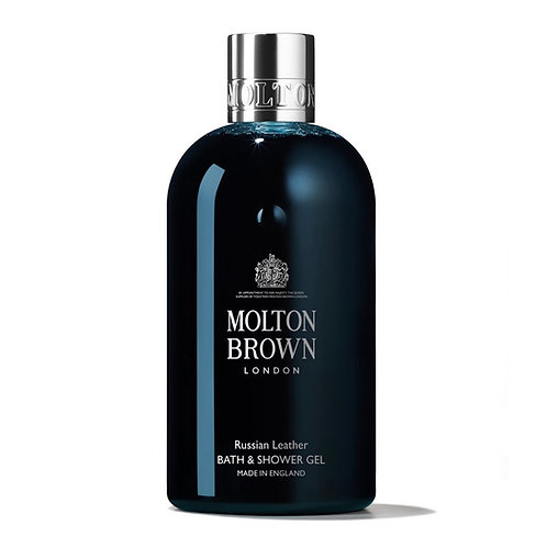 Molton Brown Russian Leather Bath and Showergel