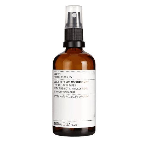 Evolve Beauty Daily Defence Prebiotic Moisture Mist
