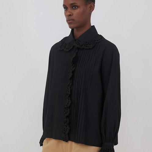 Skall Studio Black Niki Shirt