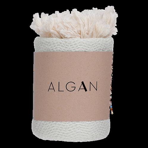 Algan Nane Gæstehåndklæde Mint