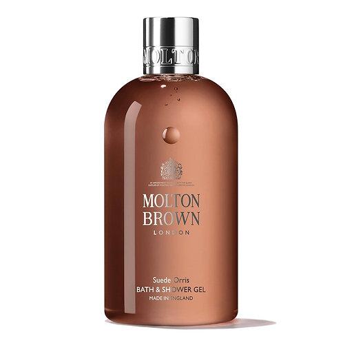 Molton Brown Suede Orris Bath and Showergel