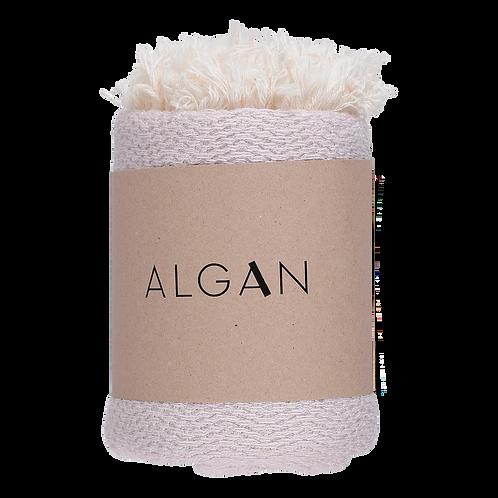 Algan Nane Gæstehåndklæde Lavendel