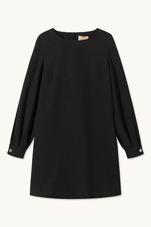 Rue de Tokyo Dahlia Elisabette Black Dress