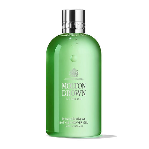 Molton Brown Infusing Eucalyptus Bath and Showergel