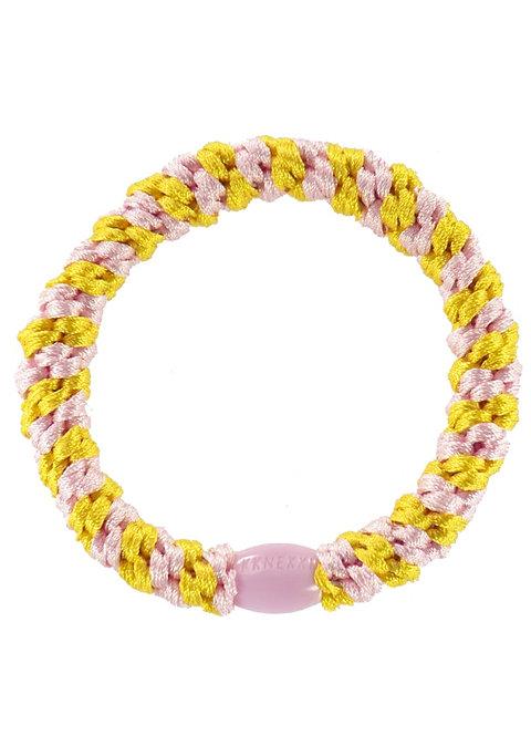 Kknekki Mix Yellow Pink Stripe