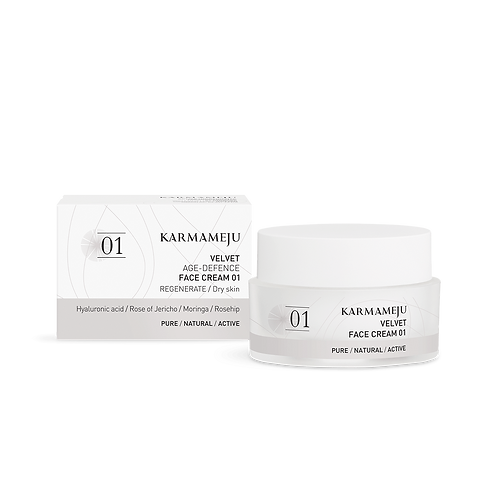 Karmameju VELVET Face Cream 01