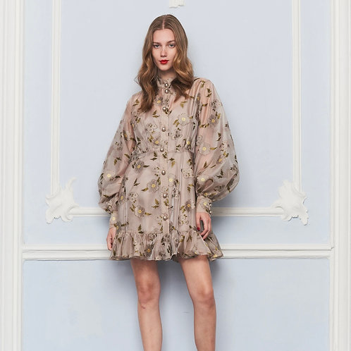 Custommade Dress Lynn Moon Rock
