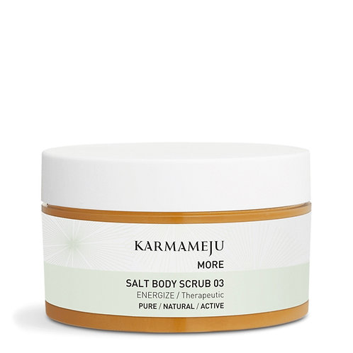 Karmameju MORE Salt Body Scrub 03