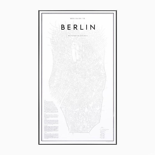 MY GUIDE TO Berlin