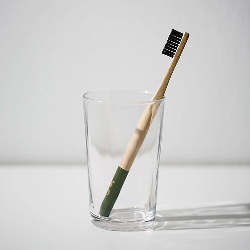 Grums  Bambus Tandbørste