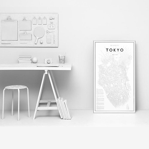 MY GUIDE TO Tokyo