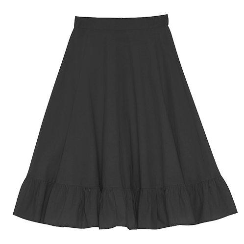 Skall Studio Poppy Skirt Black
