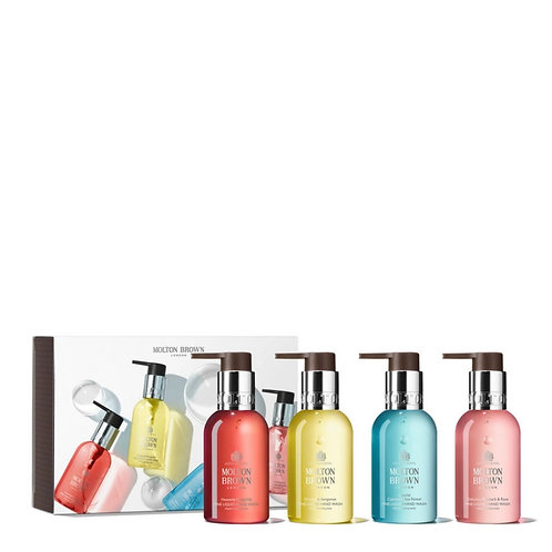 Molton Brown Floral and Marine Hand Collection