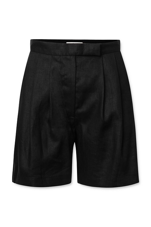 Nué Notes Papaya Shorts Black