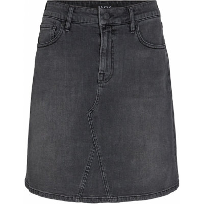 IVY Copenhagen Skirt Angie Charcoal Black