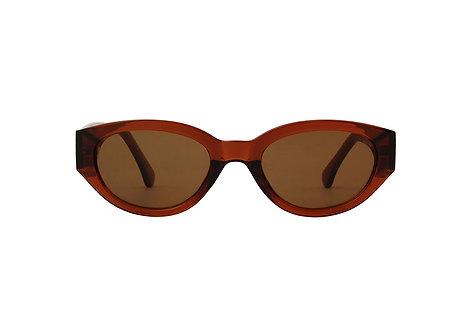 A.Kjærbede Winnie Brown Solbriller