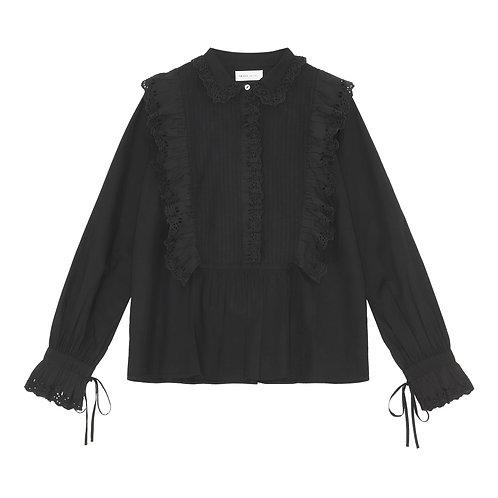 Skall Studio Daisy Shirt Black
