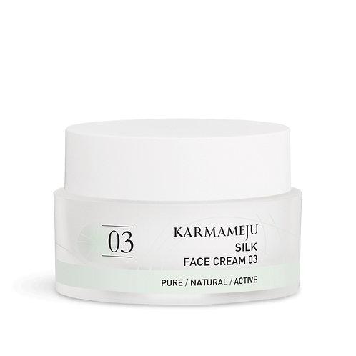 Karmameju SILK Face Cream 03