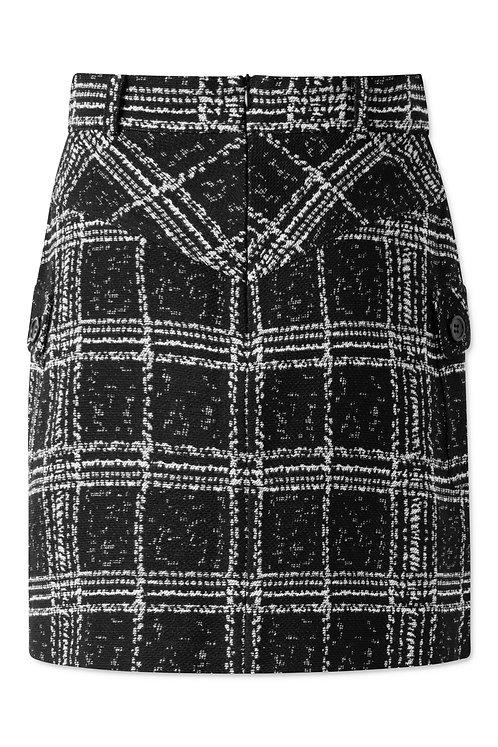 Nué Notes Porsha Skirt Black