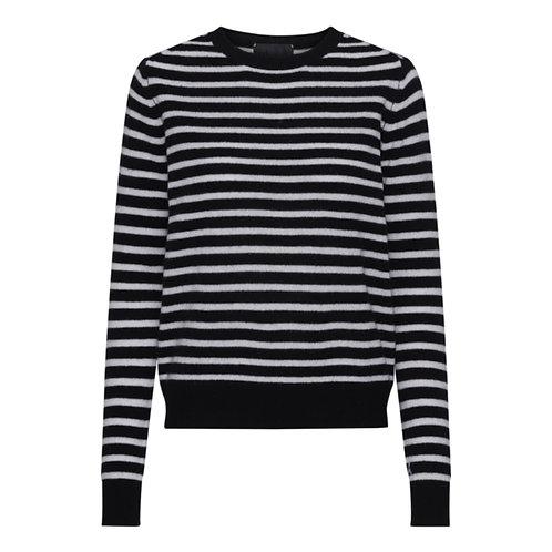 Beta Studio striped Cashmere