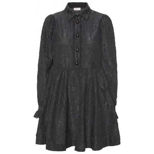 Custommade Lila Anthracite Black Dress