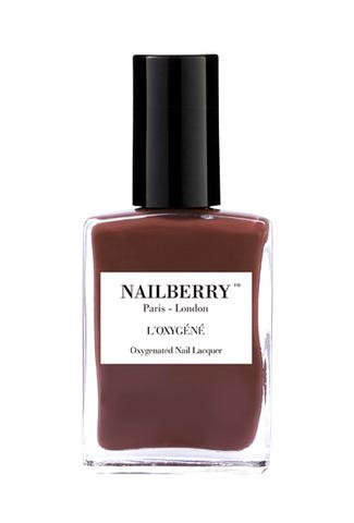Nailberry Dail M for Maroon