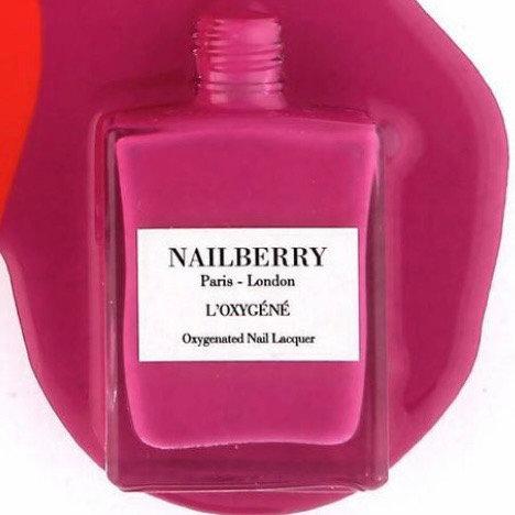 Nailberry Fuschia in Love