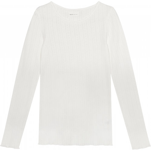 Skall Studio Edie Blouse White