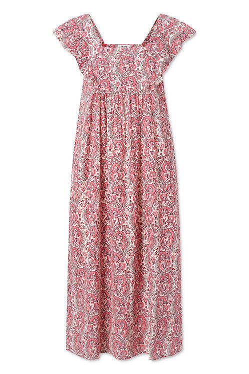 Nué Notes Layla Dress Coral Blush