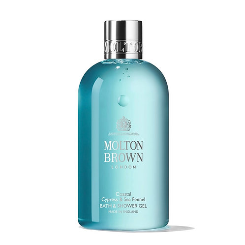 Molton Brown Coastal Cypress and Sea Fennel Bath and Showergel