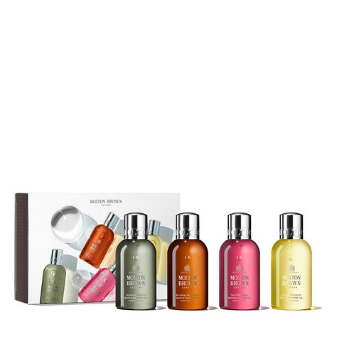 Molton Brown Spicy and Citrus Bathing Collection