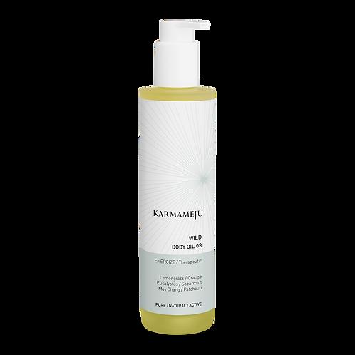 Karmameju Wild Body Oil 03