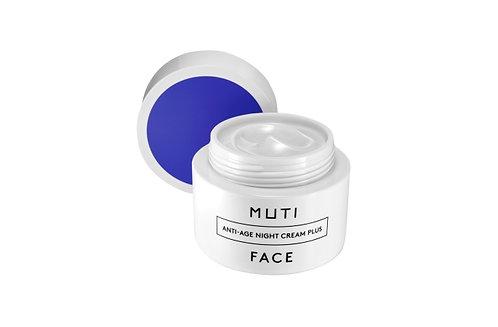 MUTI Anti Age Night Cream Plus