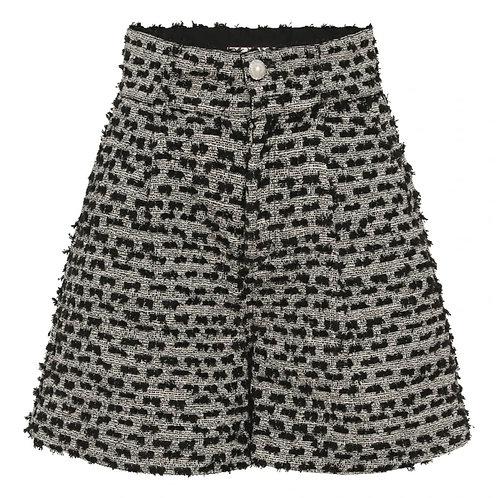 Custommade Aliba Shorts Anthracite Black
