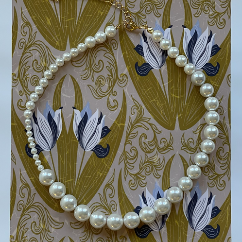 Plissé Copenhagen Naya Pearls