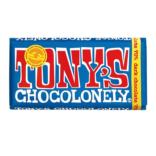 Tony's Chocolonely Dark Chocolate