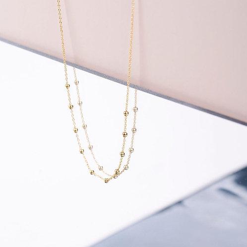 Jukserei Lulu Necklace Gold