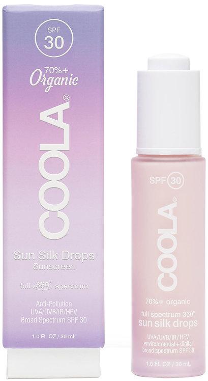 COOLA Sun Silk Drops SpF 30